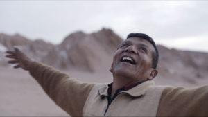 Roberto Garcia, storyteller, man who flies, Catarpe